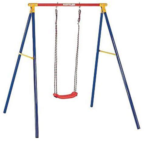 kettler swing sets kettler outdoor playground toyssingle swing swing set