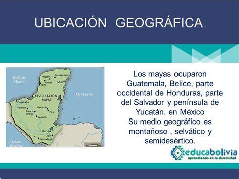imagenes de los mayas ubicacion la cultura maya 4 176 secundaria culturas americanas historia