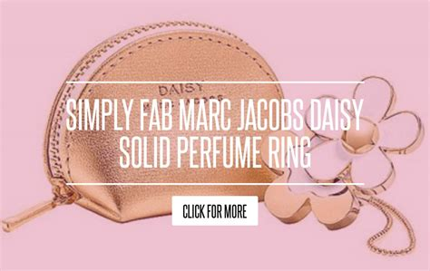Simply Fab Marc Solid Perfume Ring by Simply Fab Marc Solid Perfume Ring Lifestyle