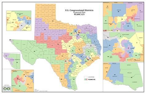 texas gerrymandering map federal court finds texas redistricting plan violates voting rights