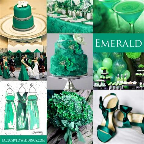 color your home emerald green the decollage 143 best emerald green wedding images on pinterest