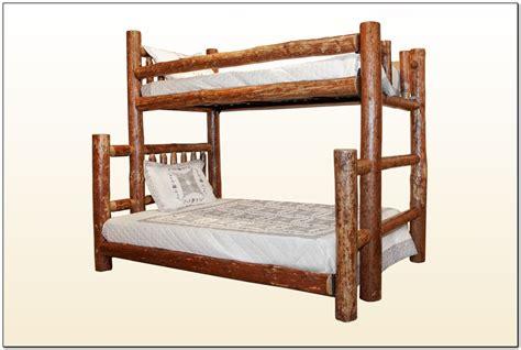 queen size bunk bed queen over queen size bunk beds beds home design ideas