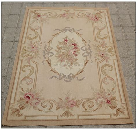 how big is 3x5 rug 3x5 aubusson area rug antique pastel wool handmade flat weave carpet ebay