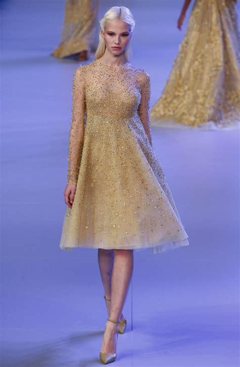 She Said It Haute Gossip 15 by Fashion Week Elie Saab Haute Couture S S 2014