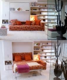 schlafen im wohnzimmer 30 einrichtungsideen f 252 r schlafzimmer den kleinen raum
