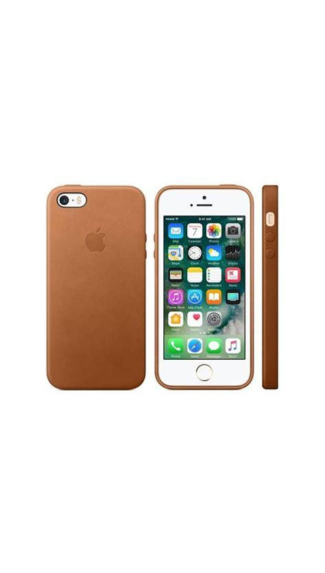 funda de piel para iphone 5 funda de piel para el iphone 5 5s se marr 243 n caramelo