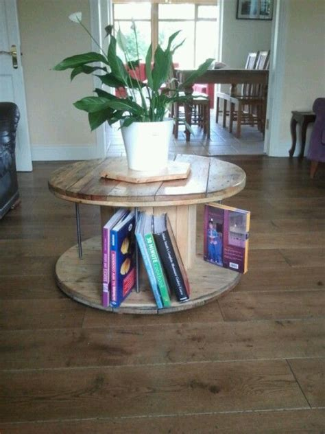 spool coffee table cable spool coffee table tables cable