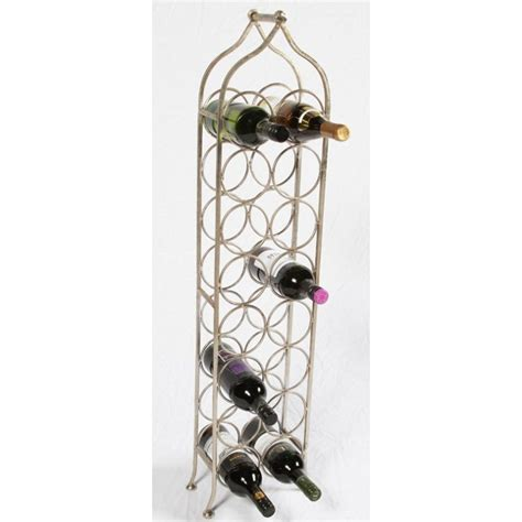 Metal Floor Standing Wine Racks by Quot Monticello Quot Row Wine Rack Floor Standing Wine
