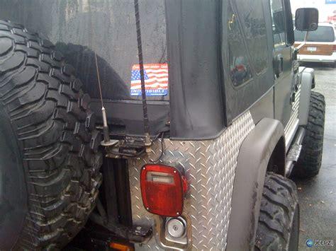 Jeep Tj Cb Cb Antenna Install