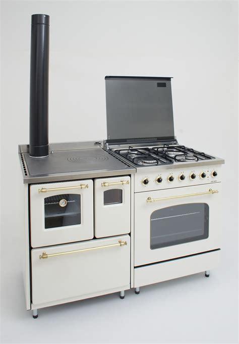 stufa a gas per cucinare cucina abbinamento gas legna 120 cucine stufe a legna e