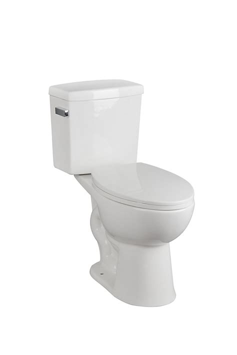 glacier bay   bowl height toilet  home depot