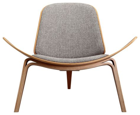 Armchairs And Accent Chairs Kardiel Tripod Plywood Modern Lounge Chair Premium Fabric