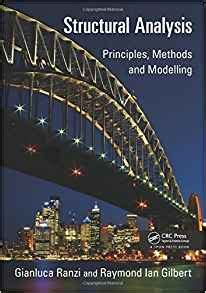 computer methods in structural analysis books structural analysis principles methods and modelling