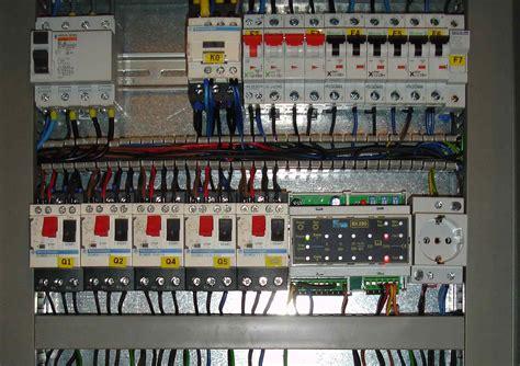 montaje cuadro electrico vivienda instalacion cuadros el 233 ctricos en sala calderas por
