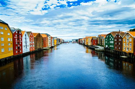 City Also Search For Trondheim City Guide Wandering