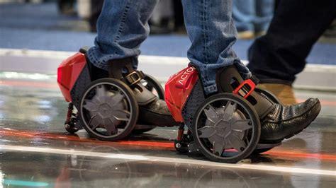 Sepatu Roda Air Gear meluncur ala air gear pakai sepatu roda elektrik mldspot