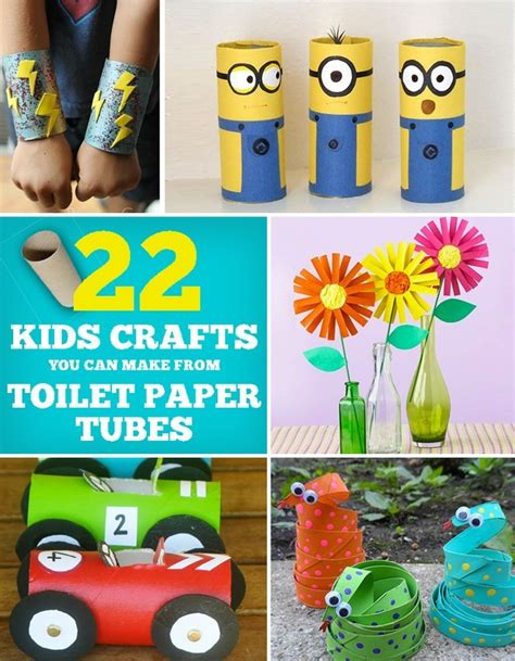What Can You Make With A Toilet Paper Roll - 22 cool crafts you can make from toilet paper