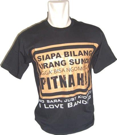 Kaos Distro Made In Bandung distro the spirit of bandung youth fashion bandung