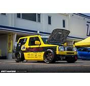 Yellow Bullet 2 The Time Attacking Suzuki Jimny  Autos