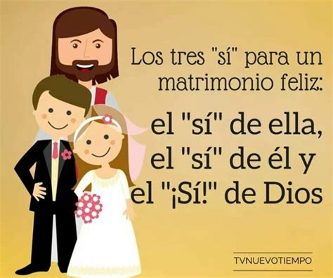imagenes feliz matrimonio los tres si para un matrimonio feliz