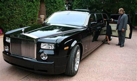 Black Tie Limo by 2005 Rolls Royce Phantom Black Tie Edition Limousine