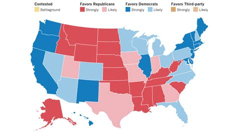 how many swing states are there our final map has clinton winning with 352 electoral votes
