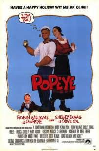 Popeye Movie by Peter S Retro Rewind Popeye 1980