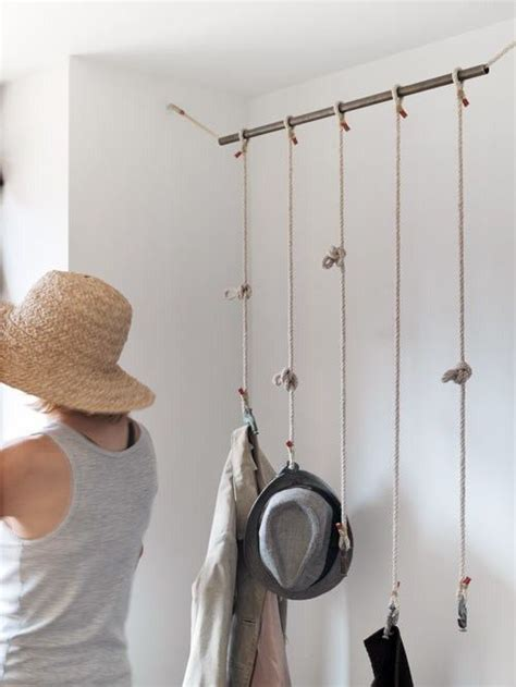 hat hanger ideas unique coat racks