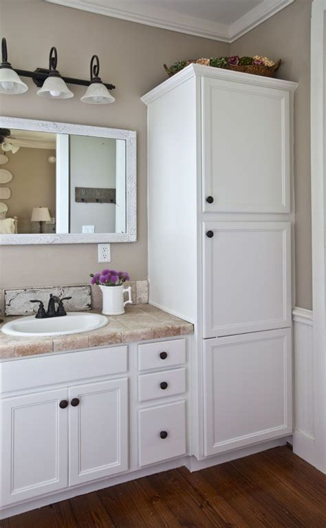 bathroom vanities for tall people best 25 bathroom cabinets ideas on pinterest bathroom vanities master bathrooms