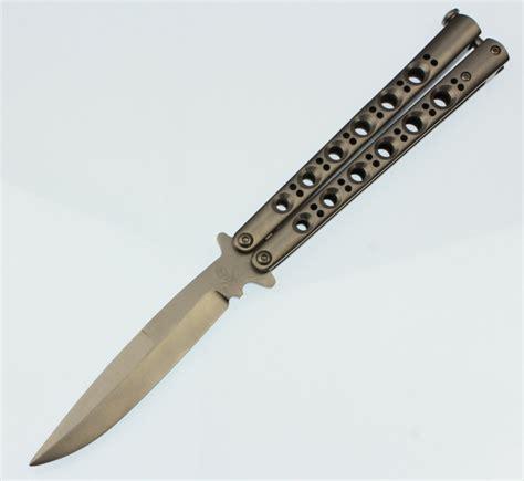 ballisong knives balisong