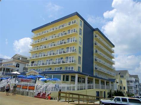comfort inn oceanfront ocean city md foto de howard johnson plaza hotel ocean city oceanfront