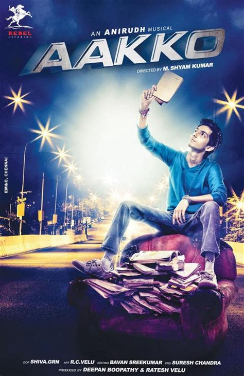 anirudh album song anirudh to score for aakko tamil