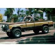 Top 50 TV Cars Of All Time No 13 The Fall Guy's GMC Truck
