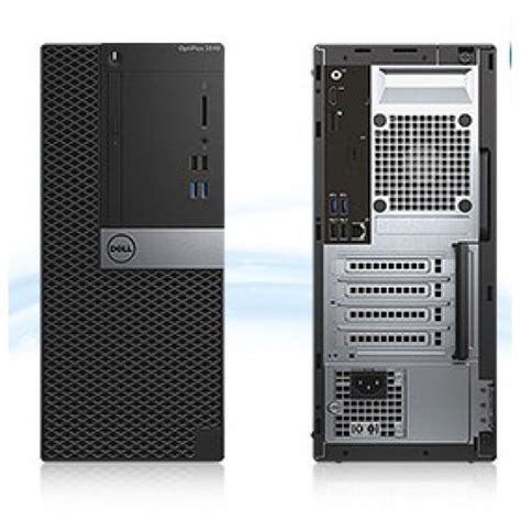 Dell Optiplex 3050 Mt I3 7100 4gb 500gb Dos dell optiplex 3050 mt intel 7generation i3 7100 4gb
