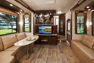 Jayco Eagle 5th Wheel Floor Plans road warrior 390 toy hauler luxury 5th wheel review at