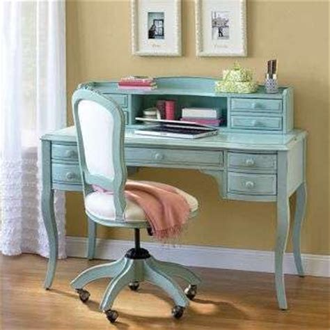 Shabby Chic Office Desk with Shabby Chic A Desk At Which To Write I Shabby Chic