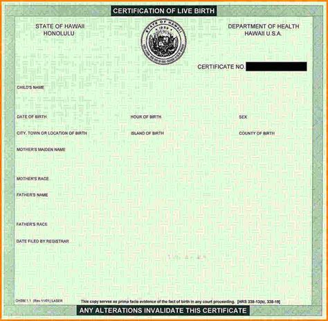 15 blank birth certificate cashier resume