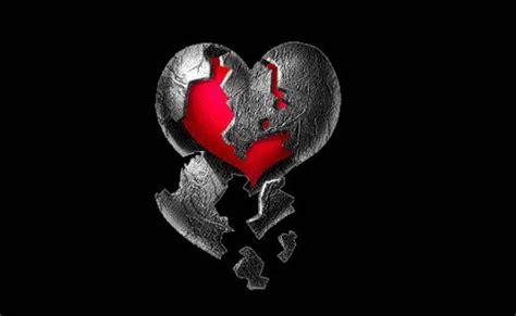imagenes emos de corazones rotos 10 corazones emo para facebook fotos e im 225 genes en