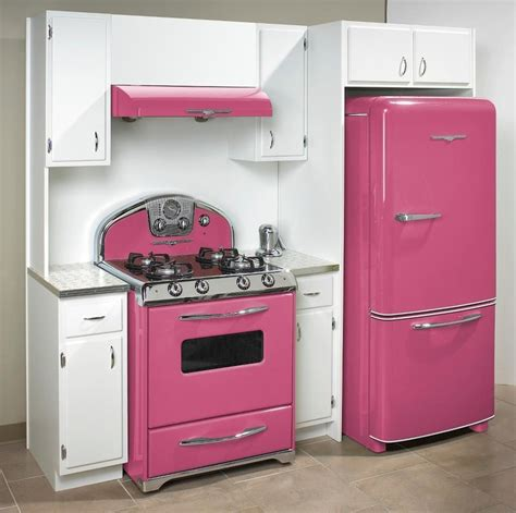 vintage style kitchen appliance invade your home interior with retro style appliance for