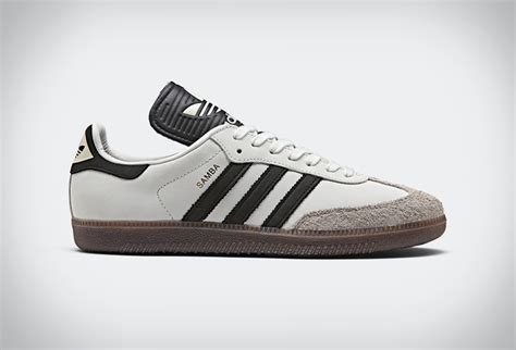 Adidas Samba Vintage Grey Black adidas samba classic gray