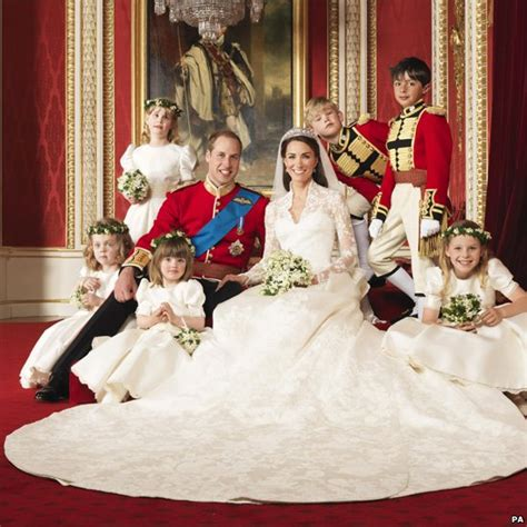 Wedding News by News Royal Wedding Official Photographs