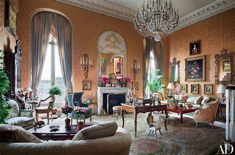 mario buatta creates  regal residence  manhattans