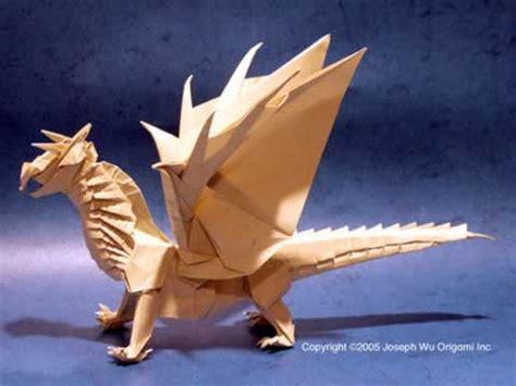 coolest origami wu s cool origami neatorama