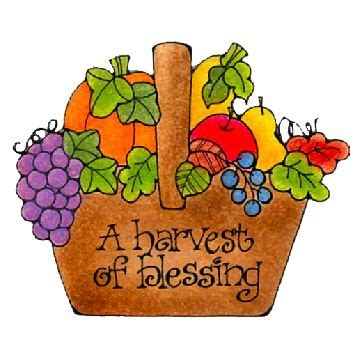 Free Clip Harvest Pictures by Harvest Blessings Autumn Clip And Images