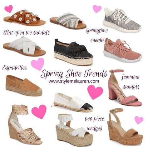 shoe trend shoe trends style me fashion bloggerstyle me