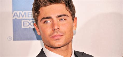 good hair styles for men with defined jaw zac efron still looks really good even with a broken jaw