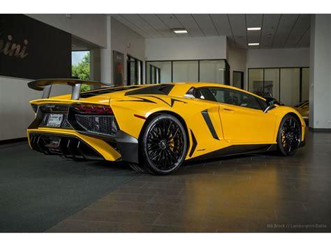 Lamborghini For Sale In California 2016 Lamborghini Aventador Sv For Sale Gc 19013 Gocars
