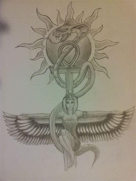 goddess isis tattoo designs goddess quotes quotesgram