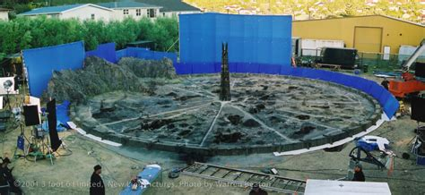 miniature sets isengard miniature sets from lord of the rings stan