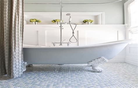 bathtub shapes the five different shapes of clawfoot bathtubs home